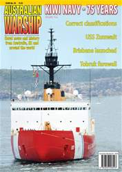 Australian Warship issue 95