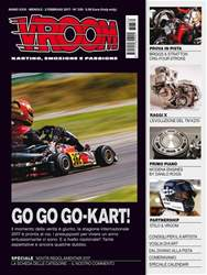 Vroom Italia issue n. 330 Feb 2017