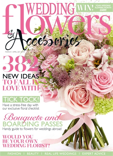 Wedding Flowers Magazine Preview