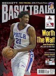 Beckett Basketball issue February 2017