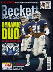 Sports Card Monthly issue February 2017