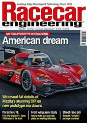 Racecar Engineering issue March 2017