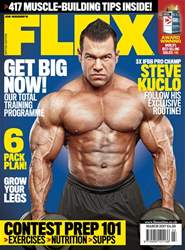 Flex Magazine issue Mar-17