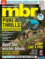 Mountain Bike Rider issue March 2017