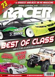 Radio Control Car Racer issue March 2017