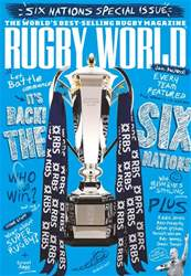 Rugby World issue March 2017