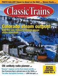 Classic Trains issue March 2017