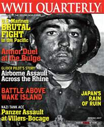 WWII Quarterly issue Spring 2017