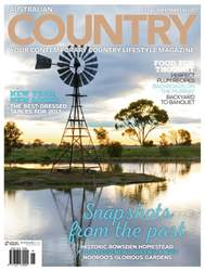 Australian Country issue Issue#20.2 Feb 2017