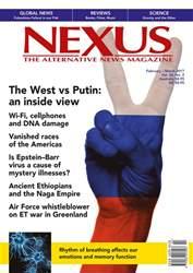 Nexus Magazine issue Feb-Mar  2017
