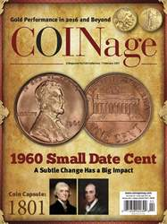 COINage issue February 2017