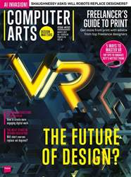Computer Arts issue March 2017