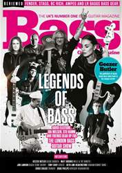 Bass Guitar issue Spring 2017
