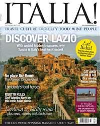 Italia! issue March 2017