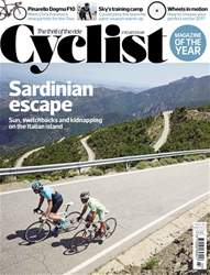 Cyclist issue March 2017