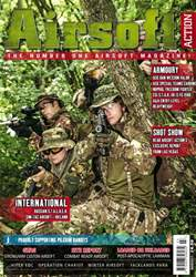 Airsoft Action issue March 2017
