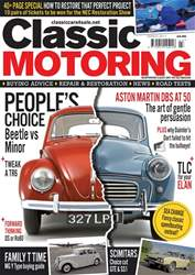 Classic Motoring issue March 2017
