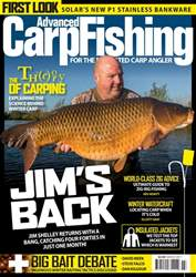 Advanced Carp Fishing issue March 2017