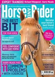 Horse&Rider Magazine - UK equestrian magazine for Horse and Rider issue Horse&Rider Magaine – Spring 2017