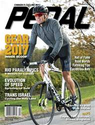 Pedal Magazine issue Winter 2016/17