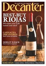 Decanter issue March 2017