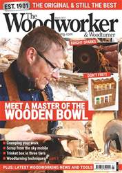 The Woodworker Magazine issue March 2017