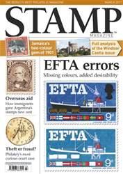 Stamp Magazine issue March 2017
