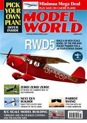 Radio Control Model World issue March 2017