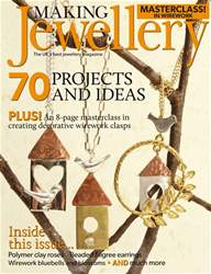 Making Jewellery issue March 2017