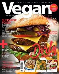 Vegan Living issue March 2017