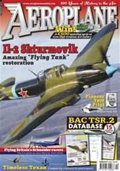 Aeroplane issue No.466 Il-2 Shturmovik