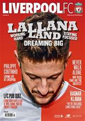 Liverpool FC Magazine issue Mar-17