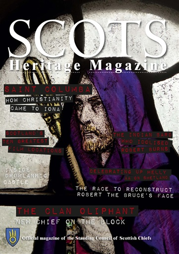 Scots Heritage Magazine Preview