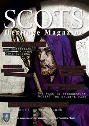 Scots Heritage Magazine issue Spring 2017