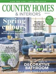 Country Homes & Interiors issue March 2017