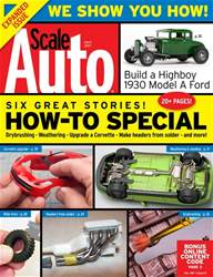 Scale Auto issue April 2017