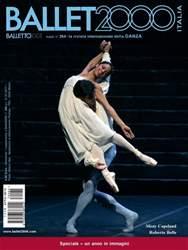 BALLET2000 Edizione Italia issue BALLET2000 n°264