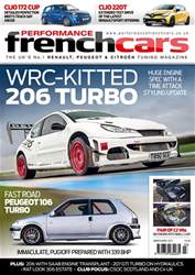Performance French Cars issue Mar/Apr17