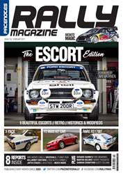 Pacenotes Rally magazine issue Issue 152 - February 2017