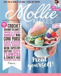 Mollie Makes issue Issue 76