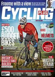 Cycling Plus issue March 2017