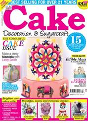Cake Decoration & Sugarcraft Magazine issue March 2017