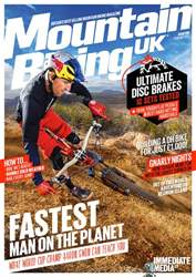 Mountain Biking UK issue February 2017