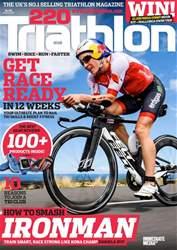 220 Triathlon Magazine issue March 2017