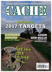 UK Cache Mag issue Issue 29 - Feb  - Mar 2017