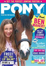 Pony Magazine issue PONY magazine – Spring 2017