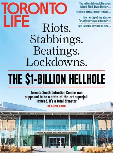 Toronto Life Magazine - MARCH 2017 Subscriptions