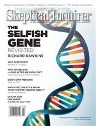 Skeptical Inquirer issue March April  2017