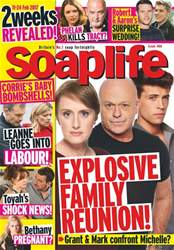 Soaplife issue 11th February 2017