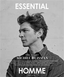 Essential Homme issue Essential Homme